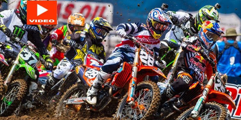 Ganan Nuevamente Ryan Dungey y Jeremy Martin en el Pro Motocross