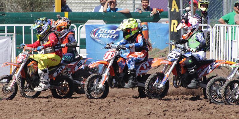 Latinos de Motocross: Bolivia, Ecuador y Perú