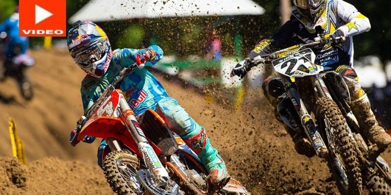 Ryan Dungey y Cooper Webb Ganan en Spring Creek, MX