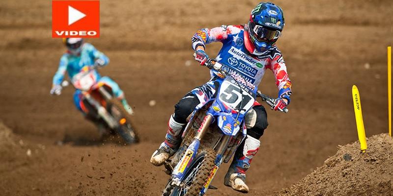 Otro Triunfo para Justin Barcia en el Pro Motocross