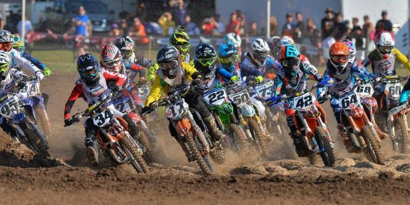 Actividad de los Mexicanos en el Amateur National Motocross