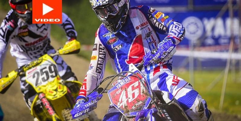 Sigue Ganando Romain Febvre en el Mundial de Motocross