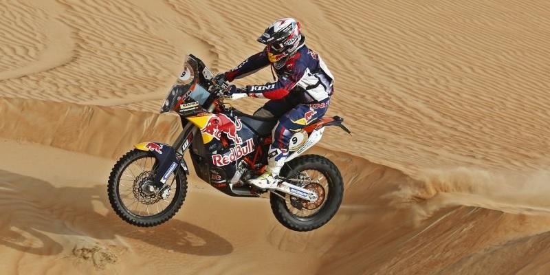 Tras el Retiro de Coma, KTM Anuncia a su Equipo de Rallys