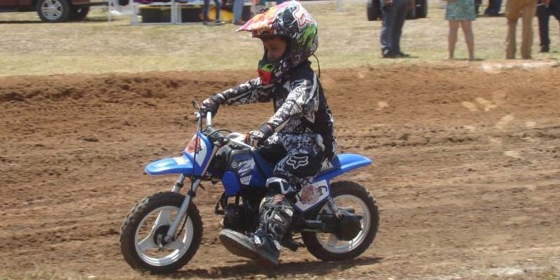 En Imágenes, Motocross Regional en Pemex, Tabasco
