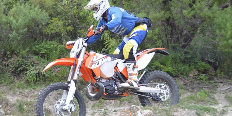 Test KTM XC-W 300 Modelo 2015: Poder y Tracción