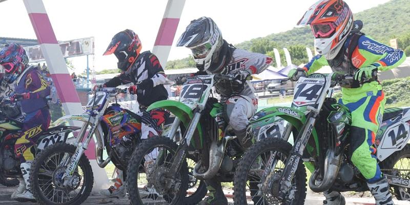 En Imágenes la Olimpiada Nacional Infantil y Juvenil de Motocross