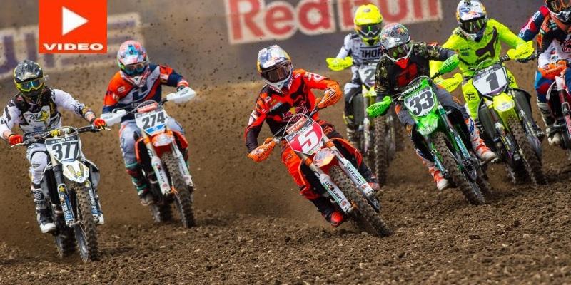 Ryan Dungey Cerca del Título Pro Motocross 2015 y No va al MXoN