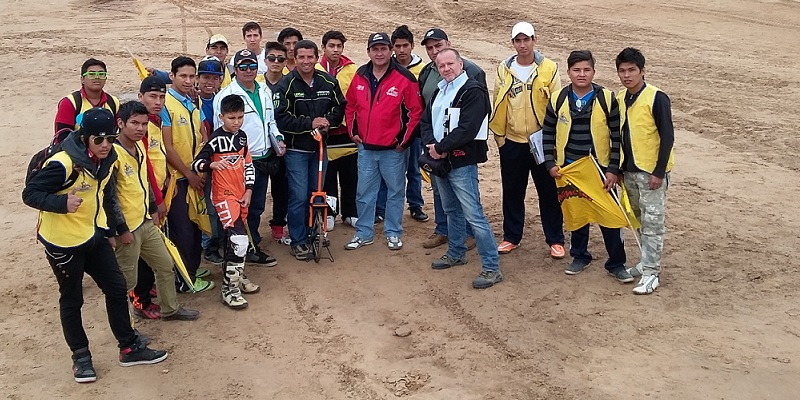 Latinoamericano de MX1 en Bolivia
