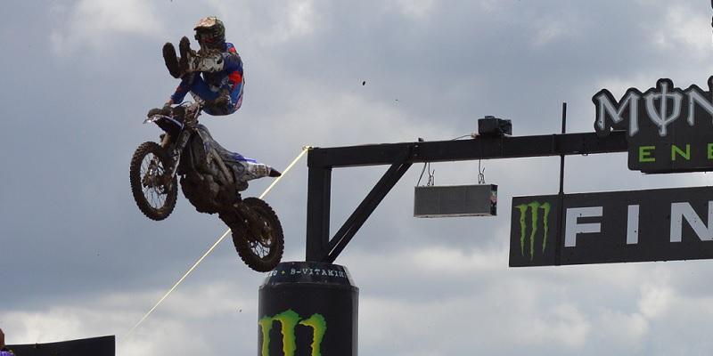 Abril 2016, Mundial de Motocross en México