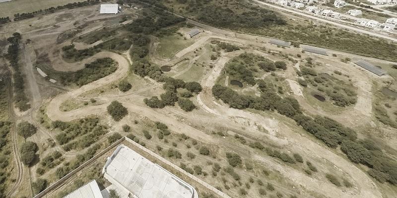 La pista del MXGP León ya espera la Acción