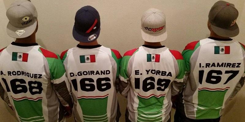 ISDE 2015: El Equipo Junior Mexicano Ya Está en Eslovaquia