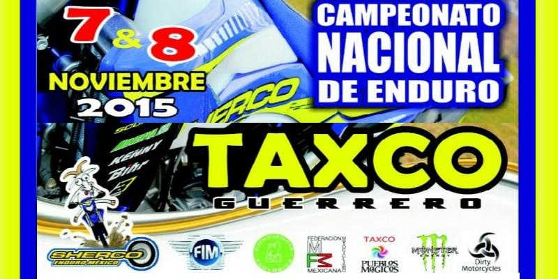 Nacional de Enduro, Taxco