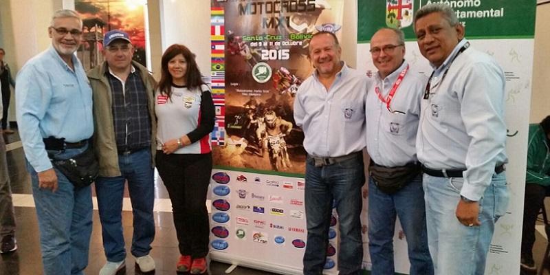 Motocross en Bolivia