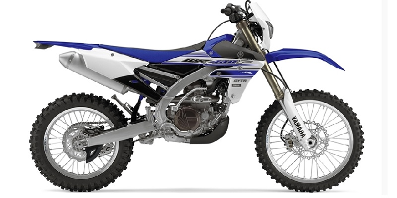 Totalmente Nueva Yamaha WR450