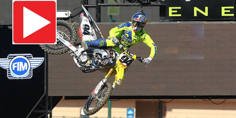 VIDEO: Copa Monster Energy