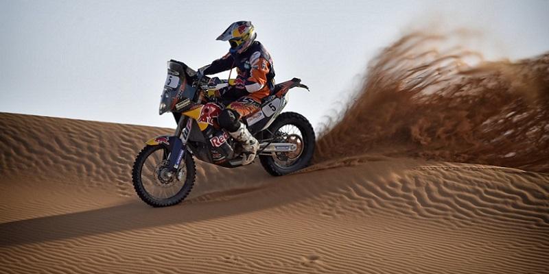 Sunderland Ganador del Rally de Marruecos
