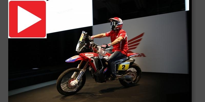 Equipos Honda 2016