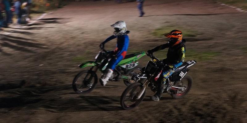 Motocross Nocturno en Puebla