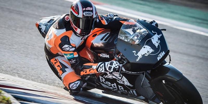 KTM RC 16 de Moto GP