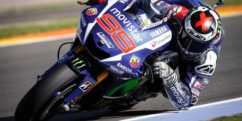 Lorenzo, Campeón del Mundo de MotoGP™