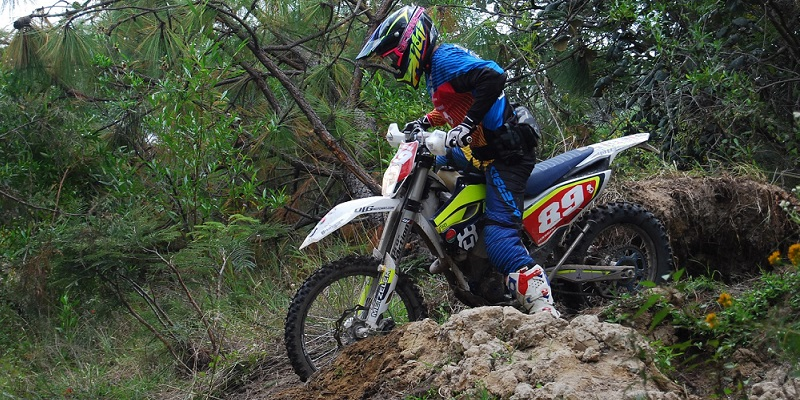 Top 3, Nacional de Enduro