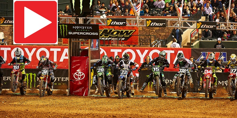 VIDEO: Previo al Supercross 2016