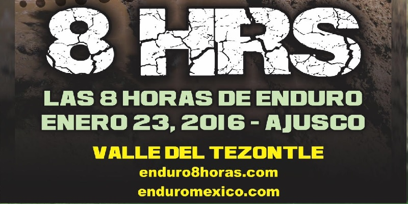 Maratón 8 Horas de Enduro
