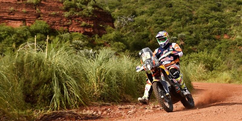 Price Gana la Etapa 2 del Dakar