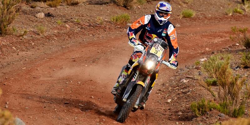 Llega el Dakar a Bolivia
