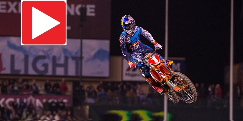 VIDEO: Supercross Anaheim II