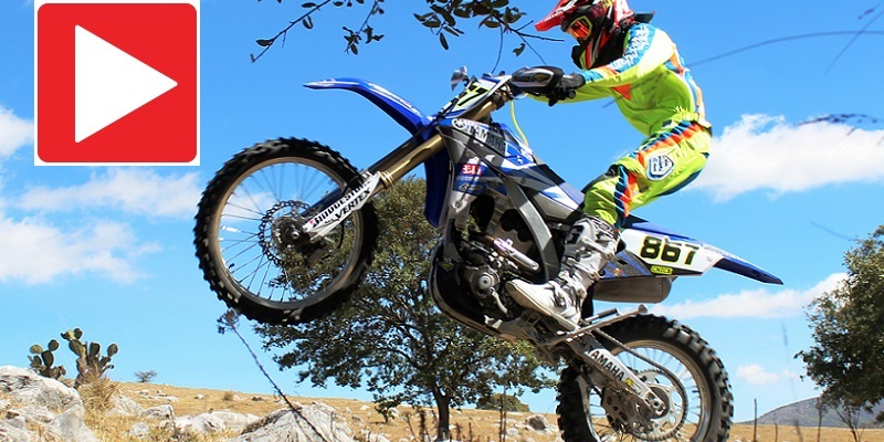 VIDEO: Test Yamaha YZ250FX