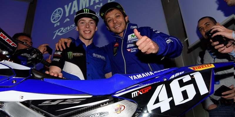 Presentación Yamaha Racing 2016