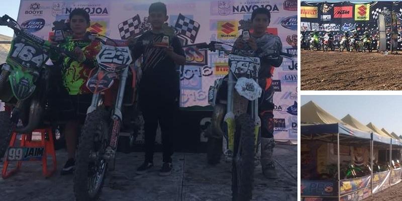 Nacional de Motocross; Resultados