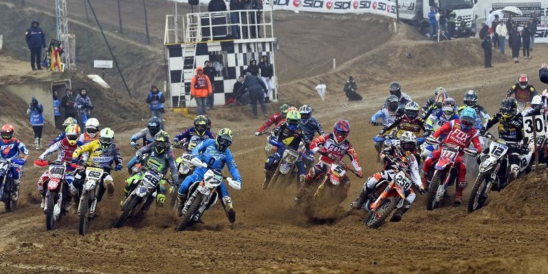 Arranca el Mundial de Motocross
