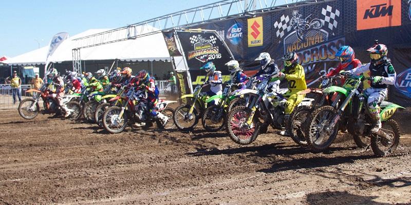 Resultados Nacional de Motocross Rd. 1