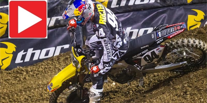 VIDEO: Supercross Glendale, Rd. 5