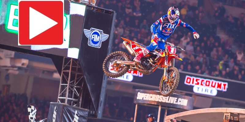 VIDEO: Supercross San Diego II