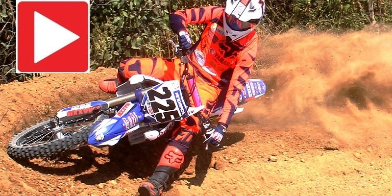 VIDEO: Test de la Yamaha YZ450F
