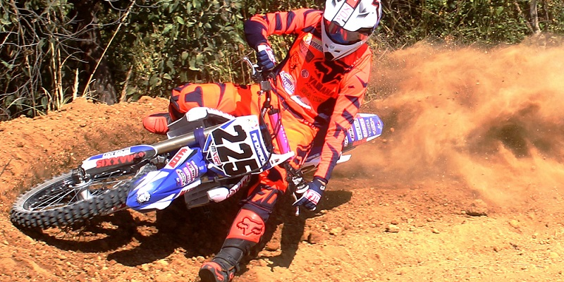 Campeona: Test Yamaha YZ450F