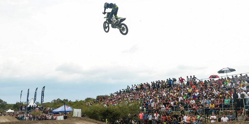 Mundial de Motocross, 16 y 17 de abril