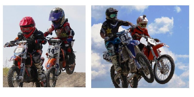 Imágenes, Motocross Infantil y Juvenil