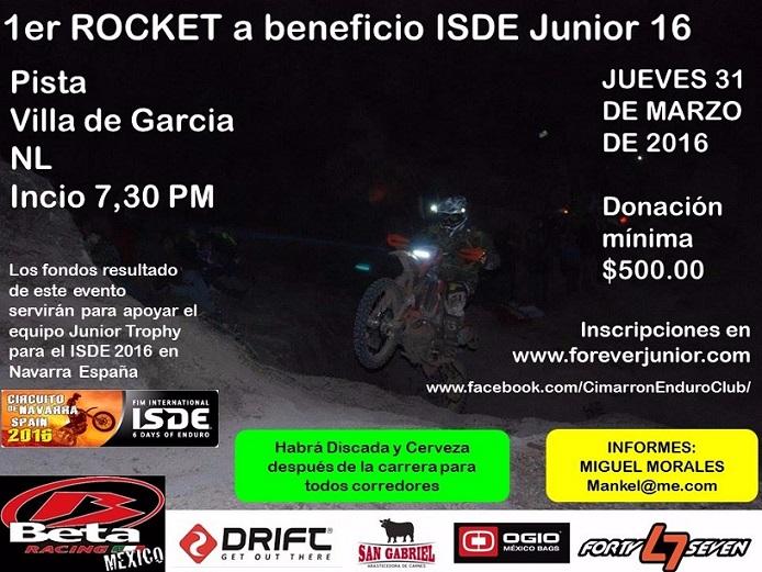 Rocket Race en Nuevo León