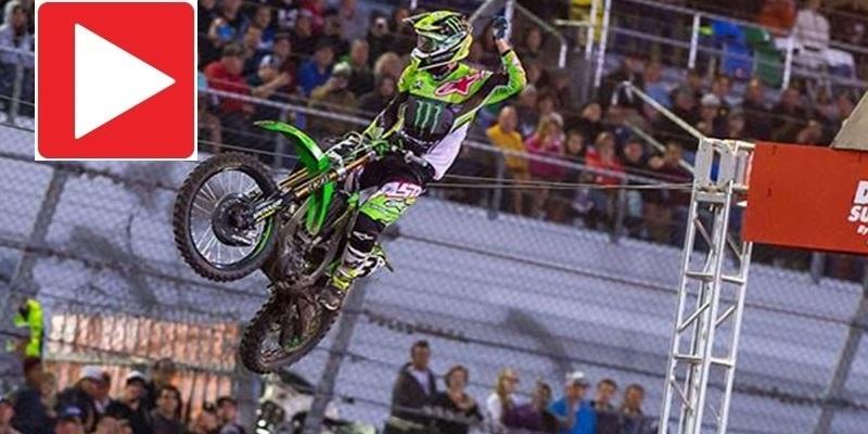 VIDEO: Supercross Rd. 9 Daytona