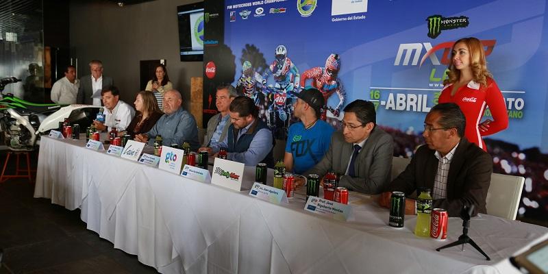 MXGP León Presentado en Guanajuato