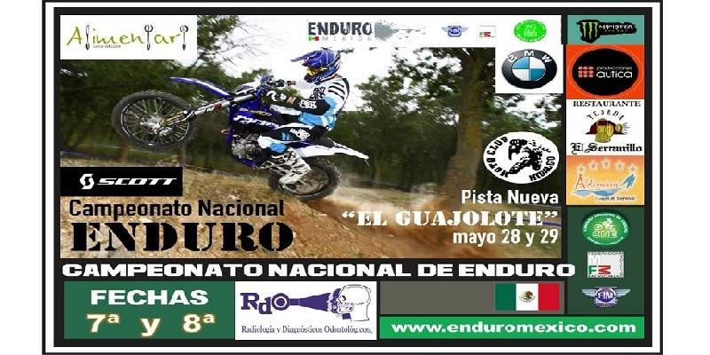 Nacional de Enduro, Hidalgo