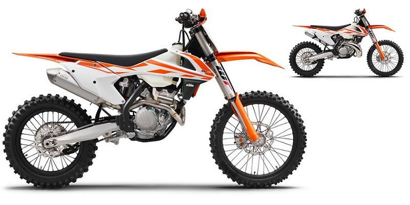 KTM Cross Country 2017