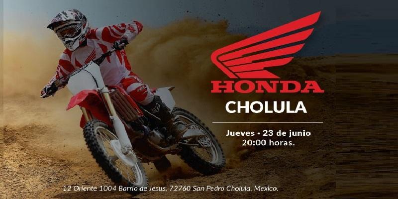 Honda Cholula, Nueva Apertura