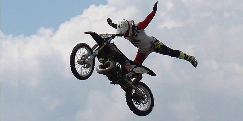MX Freestyle, con Franko Guevara