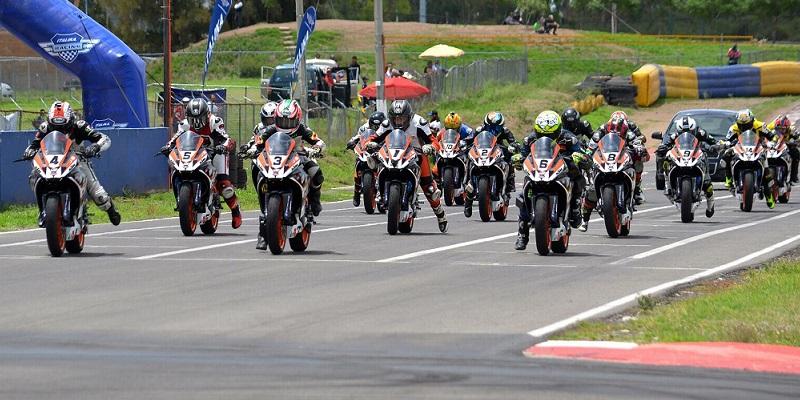 Copa KTM RC390 en León
