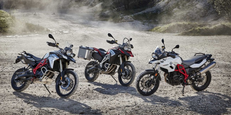 BMW F700GS, F800GS y Adventure